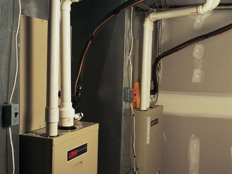 residential furnace system